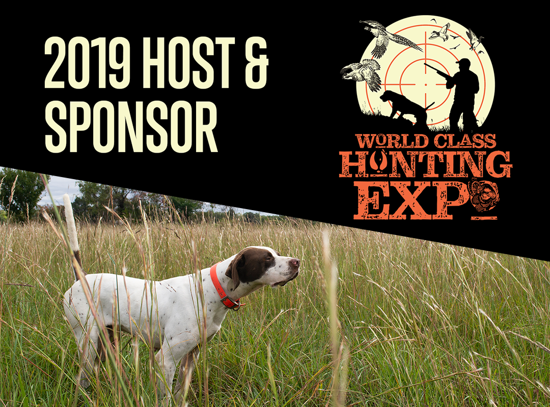 Proud Sponsor of the 2019 World Class Hunting Expo